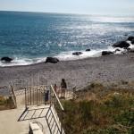 вилла Жемчужина, пляж