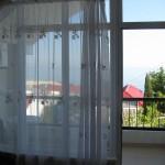 вид с балкона  3 эт.