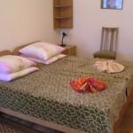 спальня в полулюксе